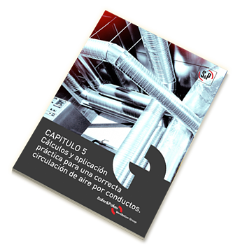 Cálculos y aplicación práctica para una correcta circulación de aire por conductos