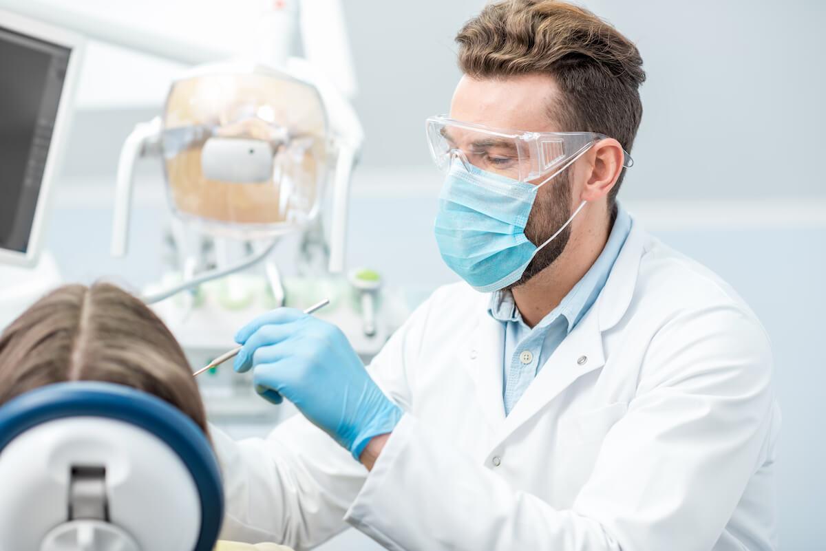 Sistemas de ventilación y purificación de aire para clínica dental