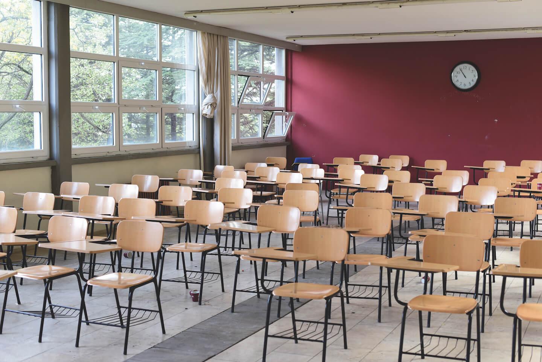 S&P - Ventilación en centros escolares